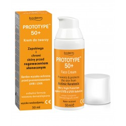 PROTOTYPE Krem do twarzy SPF 50+ 50 ml